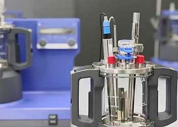 Reator de laboratório