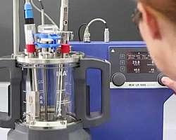 Valor de reator de laboratório