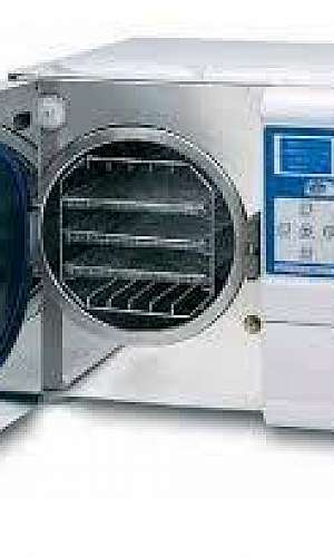 Autoclave industrial