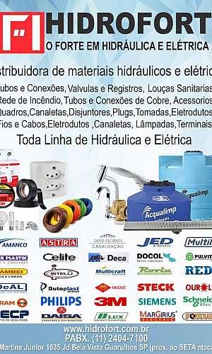Distribuidora de lâmpadas e reatores