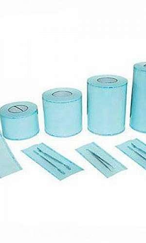 embalagem para esterilização em autoclave