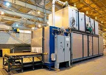Estufa de secagem laboratório