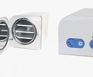 Estufa esterilização autoclave