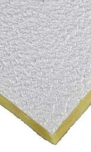 Forro lã de vidro preço