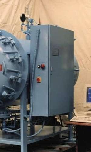 Gerador de vapor para autoclave