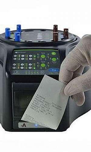 incubadora para teste biológico