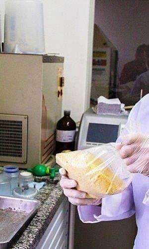 Laboratório de análises químicas higiene ocupacional