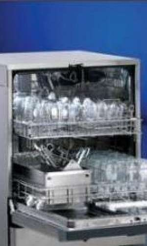 Lavadoras para materiais de laboratório
