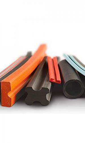 Perfil de silicone para autoclave
