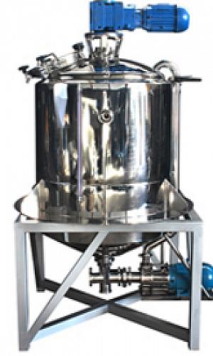 Reator de aço inox