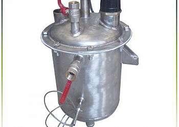 Reator em aço inox
