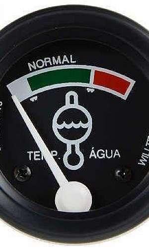 Termômetro analógico automotivo