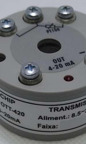 Transmissor analógico de temperatura preço