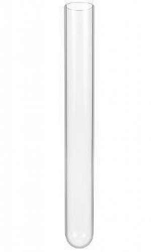 Tubos de vidro para laboratório